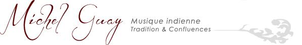 Michel Guay – musique indienne, concerts et cours.
