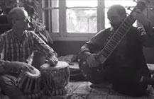 Rag kaushiki avec John Boswell