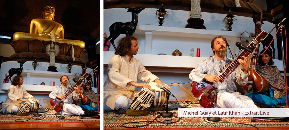 Raga Jogkauns avec Latif Khan