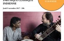 En concert  le 9 novembre à Paris
